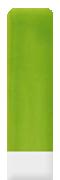 77 verde fieno lucido