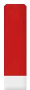 74 rosso acceso lucido