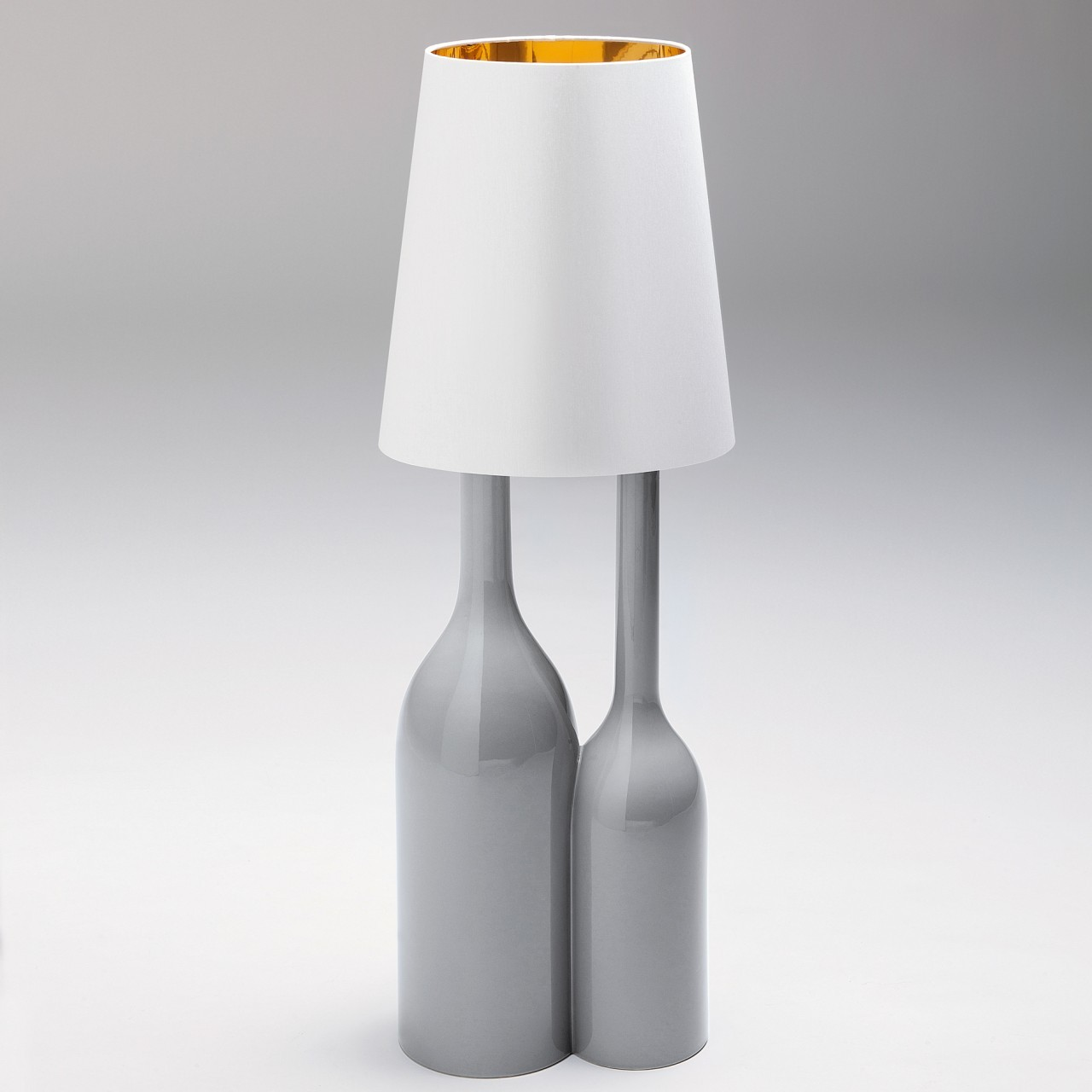 Champagne Lamp 2