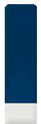 49 blu pavone lucido