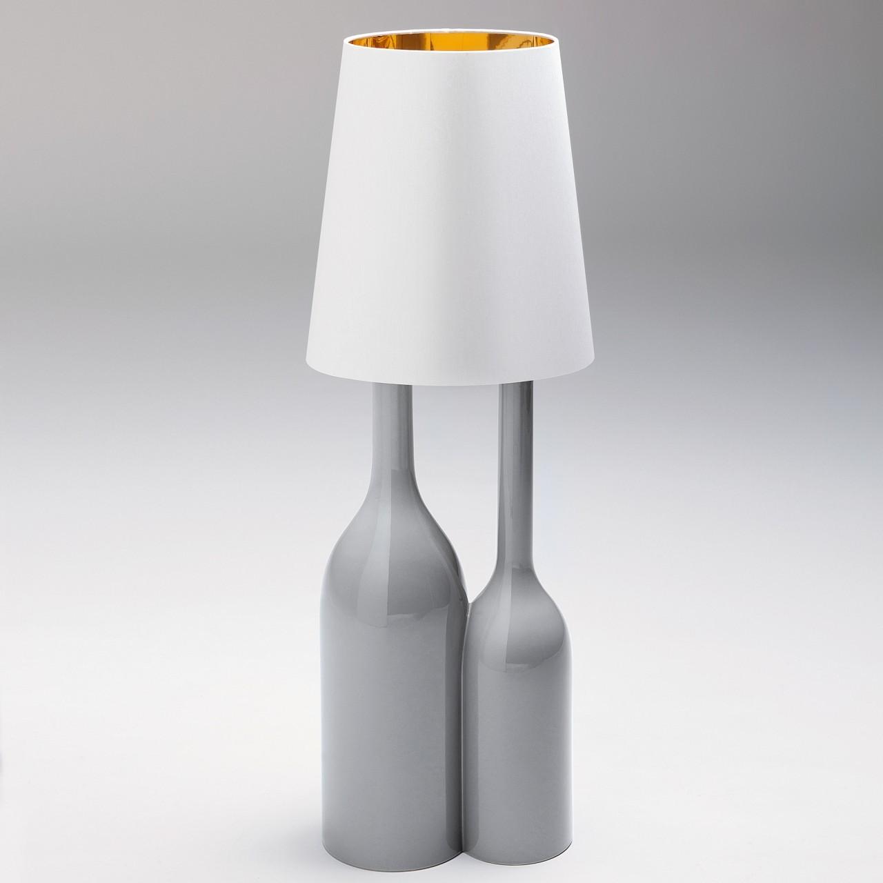 Champagne Lamp 2