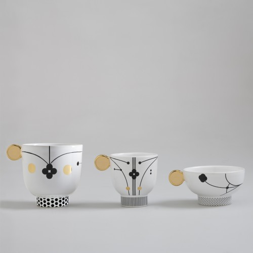 Table Collection Set Tazze